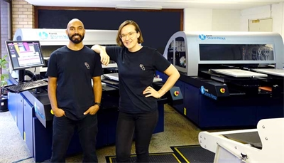 An Accident Leads to a Booming On-Demand Print Business