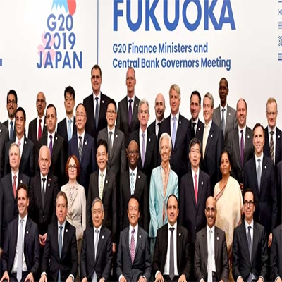 """Work It Out"",  say G20 Finance Ministers"