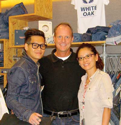 Cone Denim: Taking Heritage Denim to the Global Supply Chain