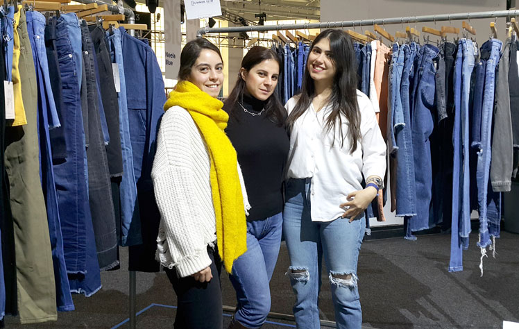 Kingpins NY:  Denim Rides a Market High