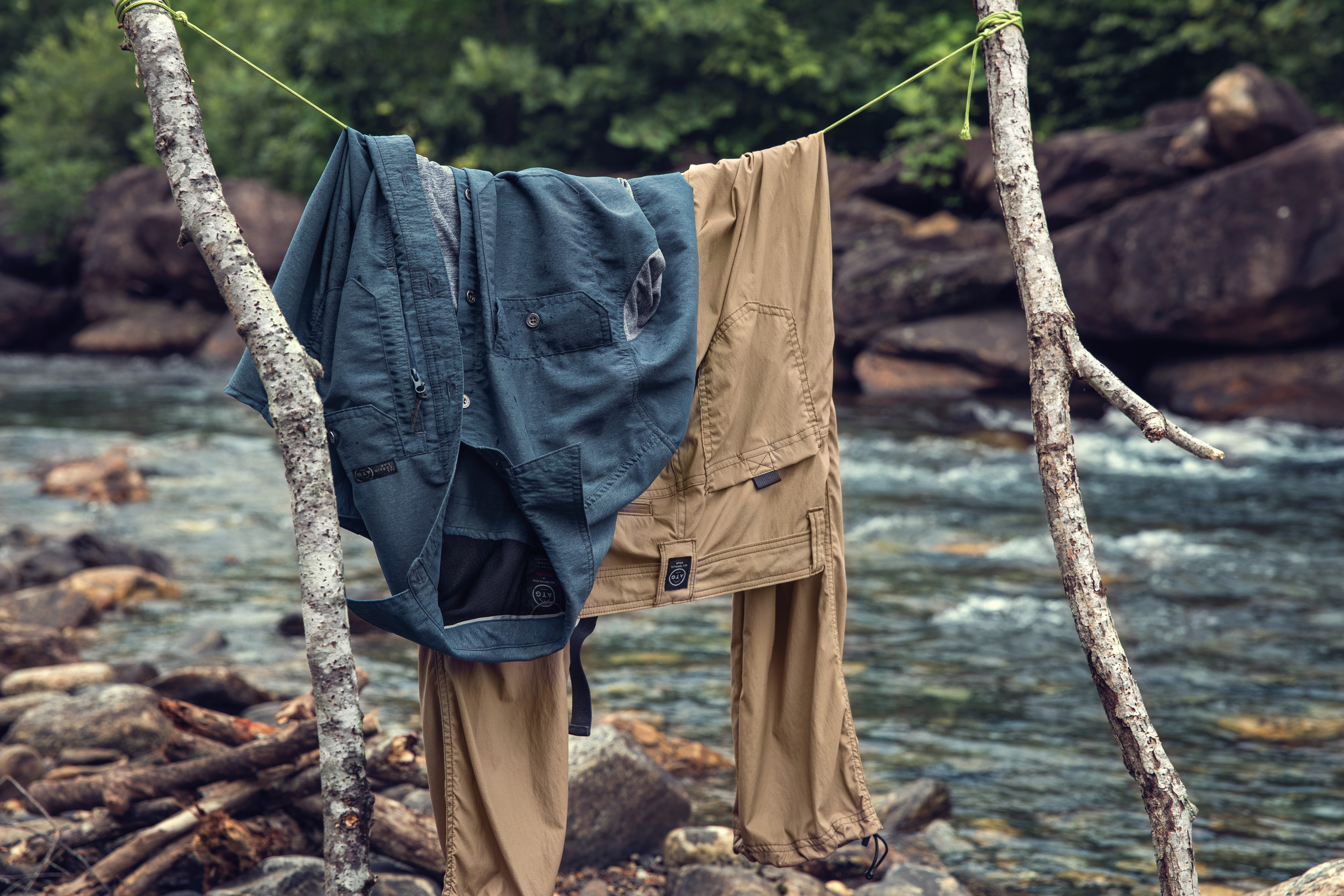 Wrangler Announces Major Expansion of Its Outdoor Apparel Line