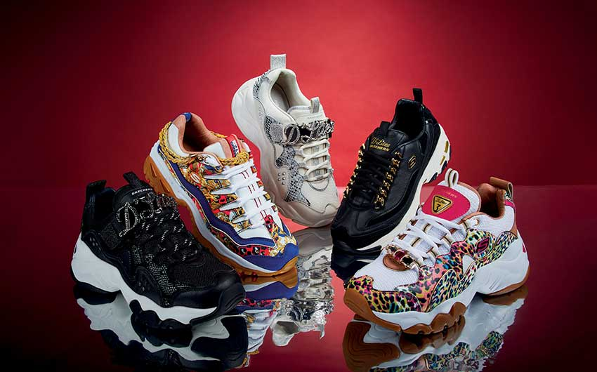 Skechers Offers New Premium Heritage Limited Edition Collection for Xmas