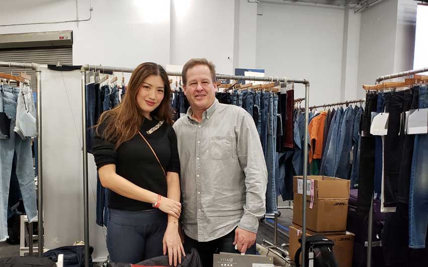 Kingpins NY:  Good News, Bad News for Denim