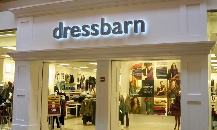 Dressbarn Leaves Market Opportunities for Others